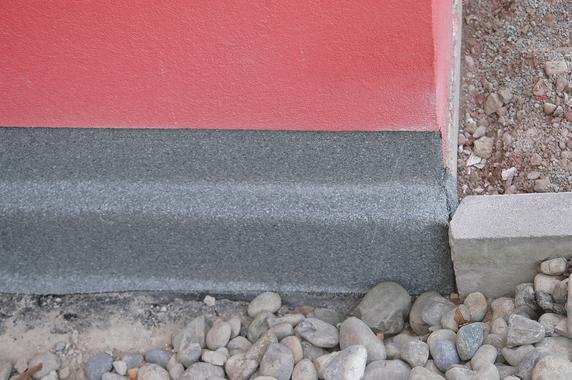 haussockel verputzen anleitung haussockel verputzen anleitung rasenkanten betonieren und sockel. Black Bedroom Furniture Sets. Home Design Ideas